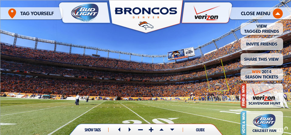 The Broncos Fancam is back!