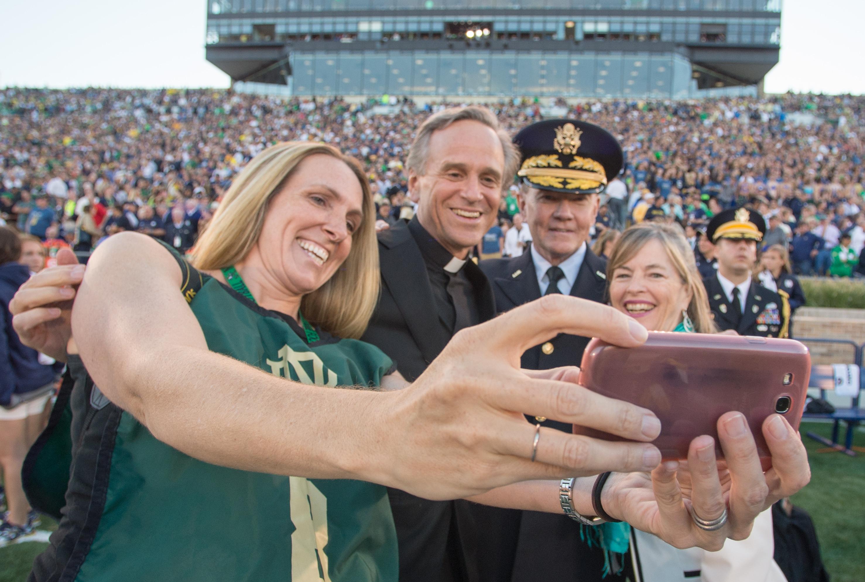 1.8 million branded selfies