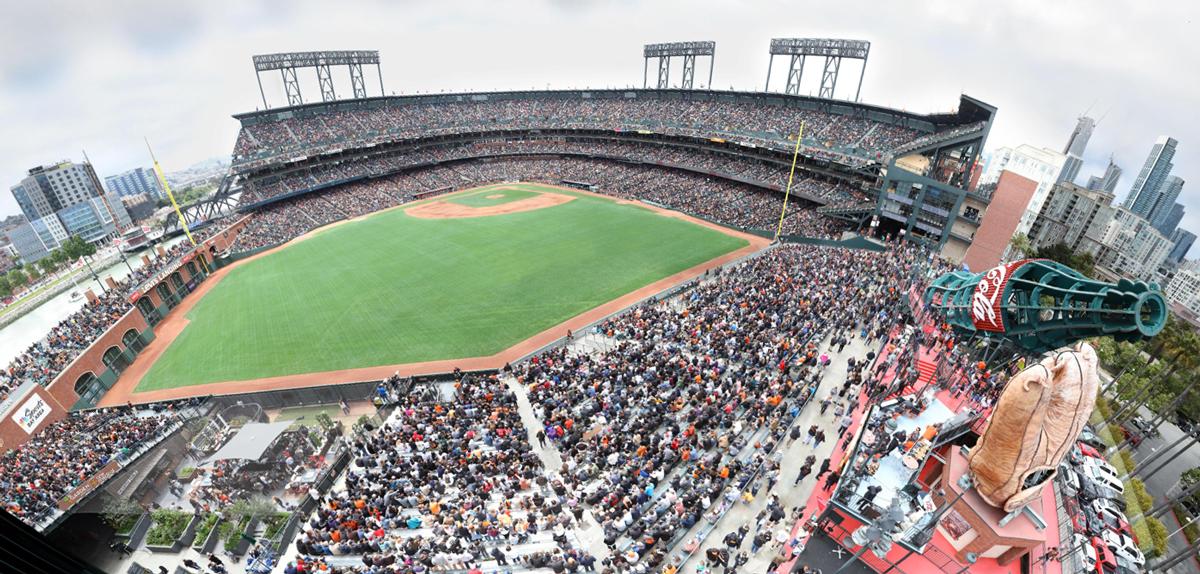 San Francisco Giants goes gigapixel for Memorial Day